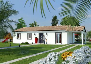 Achat maison Toulouges • <span class='offer-area-number'>80</span> m² environ • <span class='offer-rooms-number'>3</span> pièces