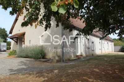 Vente maison Gracay • <span class='offer-area-number'>150</span> m² environ • <span class='offer-rooms-number'>4</span> pièces