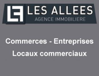 Achat commerce Montelimar • <span class='offer-area-number'>260</span> m² environ