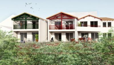 Vente maison Bidart • <span class='offer-area-number'>82</span> m² environ • <span class='offer-rooms-number'>3</span> pièces