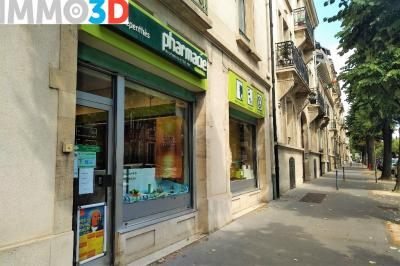 Achat appartement Nancy • <span class='offer-area-number'>89</span> m² environ