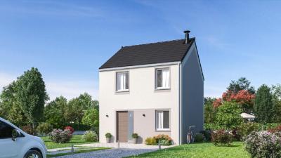 Vente maison+terrain Villeneuve d Ascq • <span class='offer-area-number'>74</span> m² environ • <span class='offer-rooms-number'>3</span> pièces