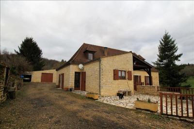Vente maison Salviac • <span class='offer-area-number'>163</span> m² environ • <span class='offer-rooms-number'>10</span> pièces
