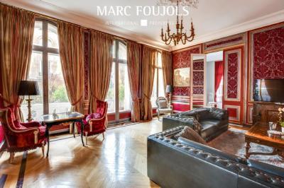 Vente appartement Paris 16 • <span class='offer-area-number'>332</span> m² environ • <span class='offer-rooms-number'>9</span> pièces