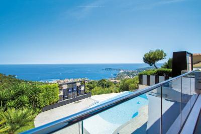 Vente villa Villefranche sur Mer