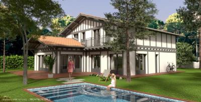 Vente villa Lege Cap Ferret • <span class='offer-area-number'>200</span> m² environ • <span class='offer-rooms-number'>7</span> pièces