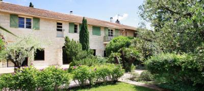 Achat propriété Fourques • <span class='offer-rooms-number'>17</span> pièces