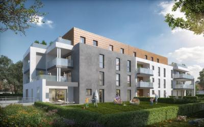 Achat appartement Colmar • <span class='offer-area-number'>88</span> m² environ • <span class='offer-rooms-number'>4</span> pièces