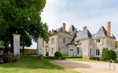 Achat château Angers • <span class='offer-area-number'>600</span> m² environ • <span class='offer-rooms-number'>20</span> pièces