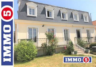 Vente maison Epinay sur Seine • <span class='offer-rooms-number'>7</span> pièces