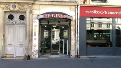 Location commerce Paris 10 • <span class='offer-area-number'>30</span> m² environ