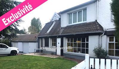 Vente maison Capinghem • <span class='offer-area-number'>220</span> m² environ • <span class='offer-rooms-number'>7</span> pièces