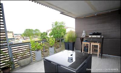 Vente appartement Le Taillan Medoc • <span class='offer-area-number'>73</span> m² environ • <span class='offer-rooms-number'>3</span> pièces