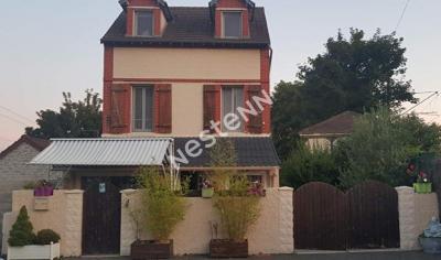 Vente maison Mours • <span class='offer-area-number'>161</span> m² environ • <span class='offer-rooms-number'>7</span> pièces