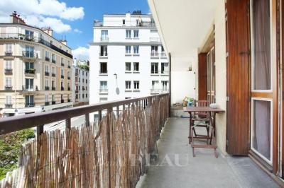 Achat appartement Paris 14 • <span class='offer-area-number'>56</span> m² environ • <span class='offer-rooms-number'>2</span> pièces