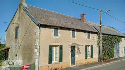 Vente maison Montmarault • <span class='offer-area-number'>110</span> m² environ • <span class='offer-rooms-number'>6</span> pièces