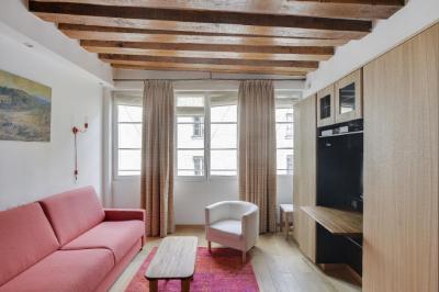 Appartement Paris 05 • <span class='offer-area-number'>24</span> m² environ • <span class='offer-rooms-number'>1</span> pièce