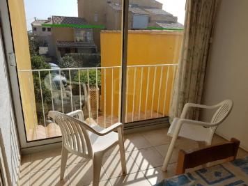 Achat appartement Narbonne Plage • <span class='offer-area-number'>21</span> m² environ • <span class='offer-rooms-number'>2</span> pièces