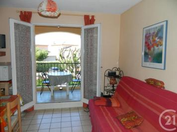 Vente appartement La Londe les Maures • <span class='offer-area-number'>18</span> m² environ • <span class='offer-rooms-number'>1</span> pièce