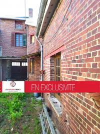 Vente maison Ressons sur Matz • <span class='offer-area-number'>96</span> m² environ • <span class='offer-rooms-number'>5</span> pièces