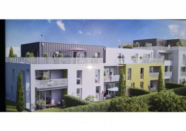 Vente appartement Les Sorinieres • <span class='offer-area-number'>62</span> m² environ • <span class='offer-rooms-number'>3</span> pièces