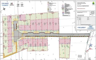 Achat terrain Montereau Fault Yonne • <span class='offer-area-number'>446</span> m² environ
