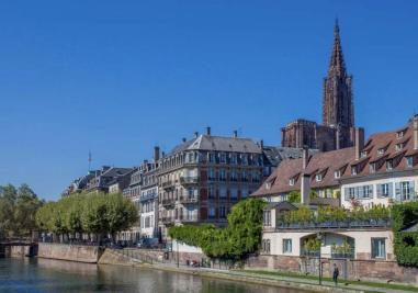 Achat immeuble Strasbourg • <span class='offer-area-number'>363</span> m² environ
