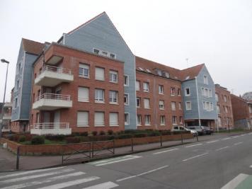 Achat appartement Douai • <span class='offer-area-number'>69</span> m² environ • <span class='offer-rooms-number'>3</span> pièces