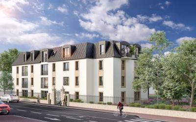 Appartement Bretteville sur Odon • <span class='offer-area-number'>61</span> m² environ • <span class='offer-rooms-number'>3</span> pièces