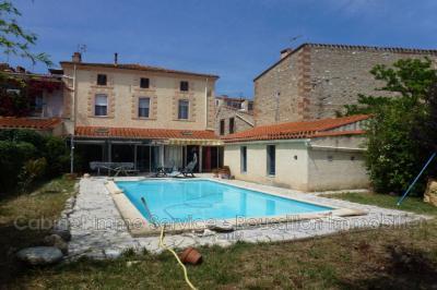 Maison St Jean Lasseille • <span class='offer-area-number'>190</span> m² environ • <span class='offer-rooms-number'>5</span> pièces