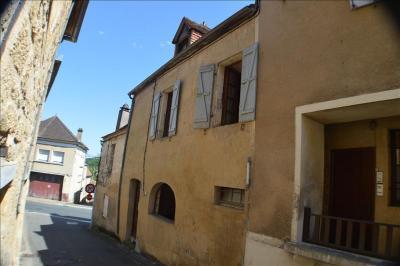 Vente maison Gourdon • <span class='offer-area-number'>57</span> m² environ • <span class='offer-rooms-number'>4</span> pièces