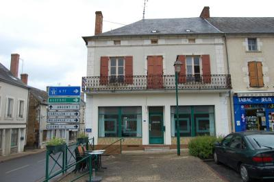 Vente maison Vailly sur Sauldre • <span class='offer-area-number'>163</span> m² environ • <span class='offer-rooms-number'>5</span> pièces