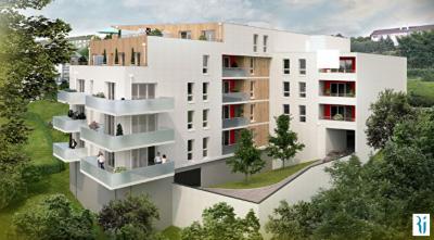 Vente appartement Notre Dame de Bondeville • <span class='offer-area-number'>41</span> m² environ • <span class='offer-rooms-number'>2</span> pièces