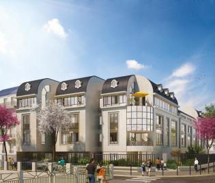 Appartement Rueil Malmaison • <span class='offer-area-number'>53</span> m² environ • <span class='offer-rooms-number'>2</span> pièces