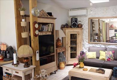 Achat maison Nizas • <span class='offer-area-number'>82</span> m² environ • <span class='offer-rooms-number'>2</span> pièces