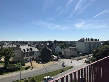 Vente appartement St Brieuc • <span class='offer-area-number'>56</span> m² environ • <span class='offer-rooms-number'>3</span> pièces