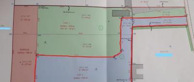 Vente terrain Montdidier • <span class='offer-area-number'>950</span> m² environ
