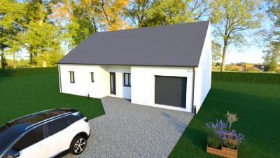Vente maison+terrain Morthomiers • <span class='offer-area-number'>95</span> m² environ