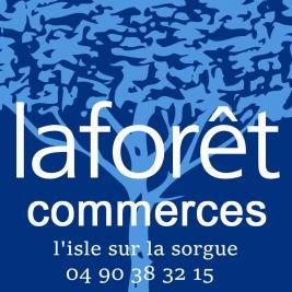 Location commerce L Isle sur la Sorgue • <span class='offer-area-number'>30</span> m² environ