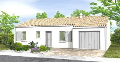 Achat maison Mortagne sur Sevre • <span class='offer-area-number'>79</span> m² environ • <span class='offer-rooms-number'>5</span> pièces