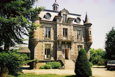Vente château Vieux Vy sur Couesnon • <span class='offer-area-number'>630</span> m² environ • <span class='offer-rooms-number'>18</span> pièces