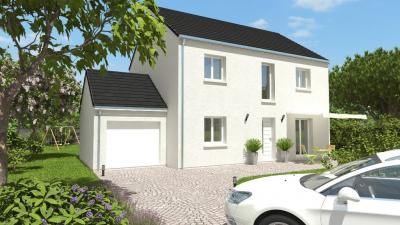 Vente maison Ste Maure de Touraine • <span class='offer-area-number'>122</span> m² environ • <span class='offer-rooms-number'>4</span> pièces