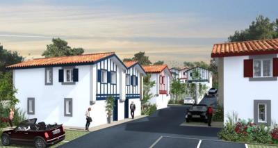 Vente maison Behobie • <span class='offer-area-number'>90</span> m² environ • <span class='offer-rooms-number'>4</span> pièces