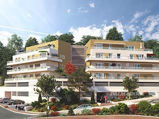 Vente appartement Villeneuve de la Raho • <span class='offer-area-number'>70</span> m² environ • <span class='offer-rooms-number'>3</span> pièces