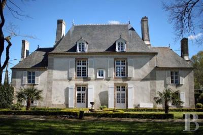Vente château St Malo • <span class='offer-area-number'>278</span> m² environ • <span class='offer-rooms-number'>8</span> pièces