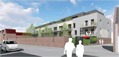 Vente appartement Corbie • <span class='offer-area-number'>77</span> m² environ • <span class='offer-rooms-number'>3</span> pièces