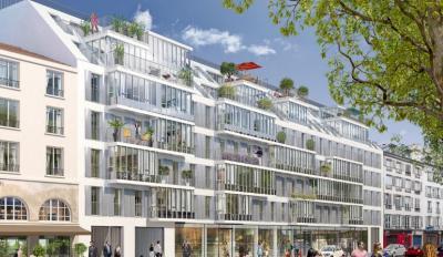Achat appartement Paris 18 • <span class='offer-area-number'>110</span> m² environ • <span class='offer-rooms-number'>5</span> pièces