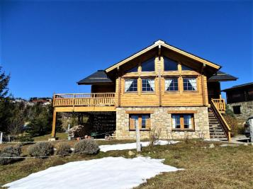 Achat chalet Font Romeu Odeillo Via • <span class='offer-area-number'>229</span> m² environ • <span class='offer-rooms-number'>7</span> pièces