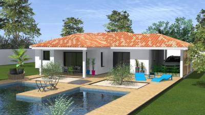 Vente maison Assat • <span class='offer-area-number'>98</span> m² environ