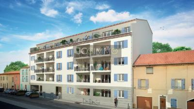 Vente appartement La Crau • <span class='offer-area-number'>65</span> m² environ • <span class='offer-rooms-number'>3</span> pièces